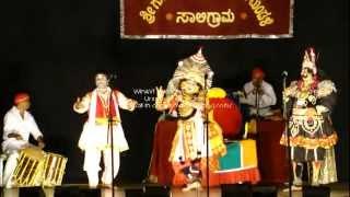 Yakshagana 2010 - Kondadakuli Ramachandra Hegade - Krishna - Saligrama Mela