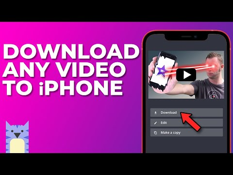How To Download Any Video On iPhone [Without App]