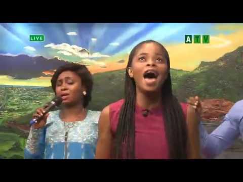 Lady Sarah & Kingdom Family Ministry(KFM) on Atv osoree mere