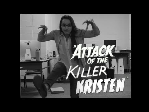 Attack of the Killer Kristen - Official Trailer [HD]