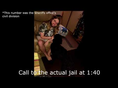 snakething released (a call to coos county jail)