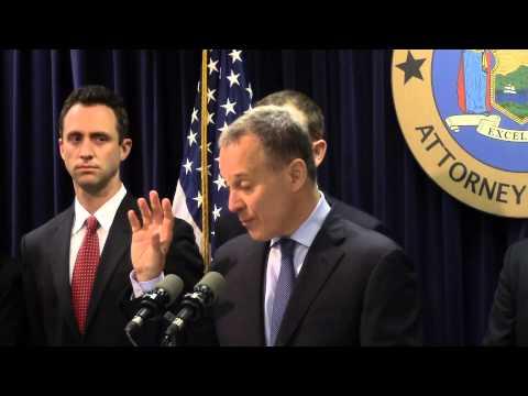 Schneiderman Files Lawsuit Against Barclays