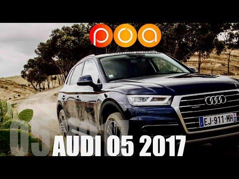 Nouvel Audi Q5 2017 : le bon élève - Essai