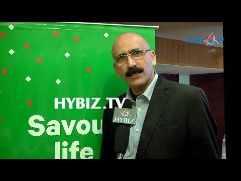 An Interview With Aseem Soni, Modern Food Enterprises | Hybiz