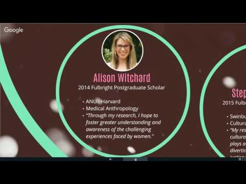Fulbright Webinar – Tips for Writing a Superior Scholarship Application