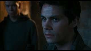 the maze runner 3 thomas finds out  teresa works for wicked