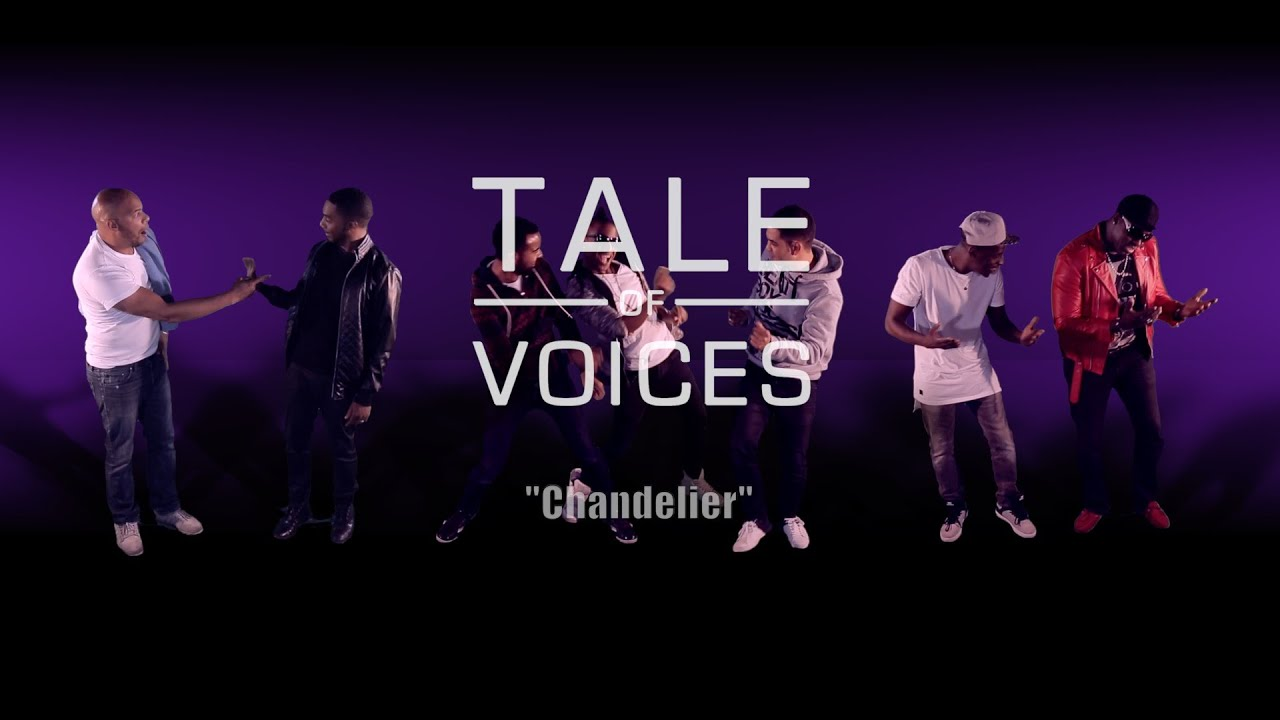 CHANDELIER - SIA - A CAPPELLA - Cover By Tale Of Voices - YouTube