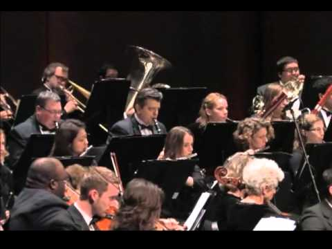 Till Eulenspiegel by Richard Strauss - Victoria Symphony Orchestra - Darryl One, conducting