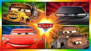 Cars FRANCAIS ★ Cars en FRANCAIS ★★ MCQUEEN EN ACTION ★★ complet mini Film ★ Cars 3 arrivant 2017