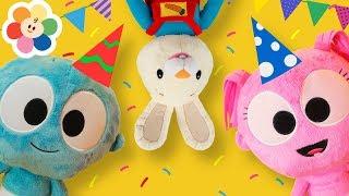 Harry The Bunny's Birthday Party   Pretend Play Toys at The Playground With Goo Goo Gaga   BabyFirst
