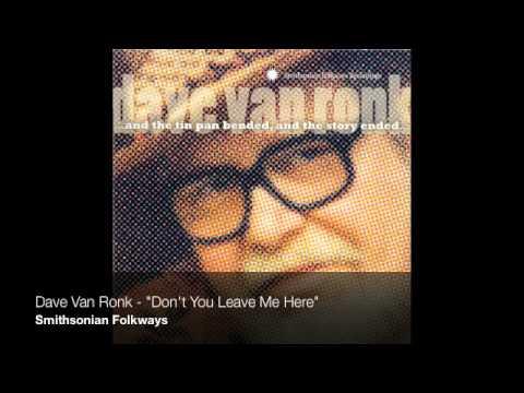 Dave Van Ronk -