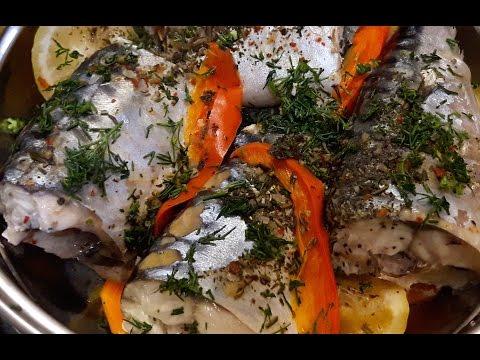 Скумбрия в банке – кулинарный рецепт
