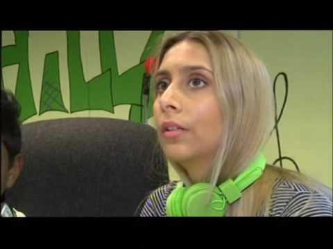 Coventry: Community radio - Hillz FM develop young people's confidence