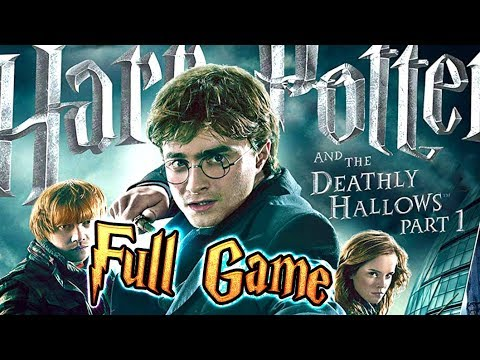 Download Harry Potter and the Deathly Hallows Part 1 FULL GAME Longplay (PS3, X360, Wii, PC)