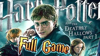 Harry Potter and the Deathly Hallows Part 1 FULL GAME Movie Longplay (PS3, X360, Wii, PC)