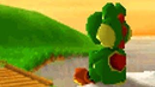 Super Mario 64 DS - All Mini-Games