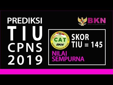 PREDIKSI SOAL + PEMBAHASAN TIU CPNS 2018 - SOAL SERING KELUAR CAT CPNS 2018