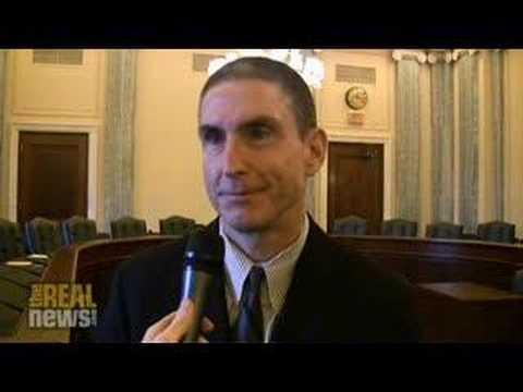 Senate hearing: GDP fails to measure progress