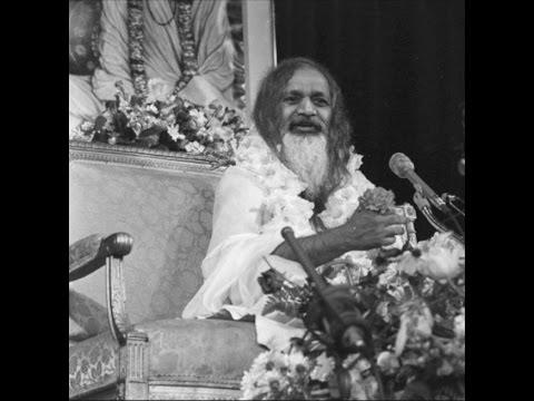 Maharishi Mahesh Yogi: how to develope your full potetntianl? Part 2- (23 min)