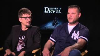 Deliver Us from Evil: Director Scott Derrickson & Author Ralph Sarchie Movie Interview