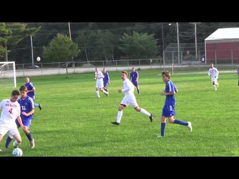 Merrimack Varsity vs Spaulding 9-3-15