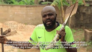 Ndi Ntisa 7 |OMG Finaly the Idle man has become the devil workshop | see what chief did to his mother (Chief Imo Comedy)