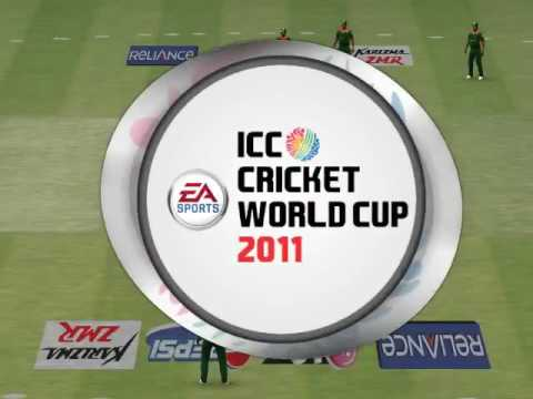 srilanka vs bangaladesh match ea sport games video