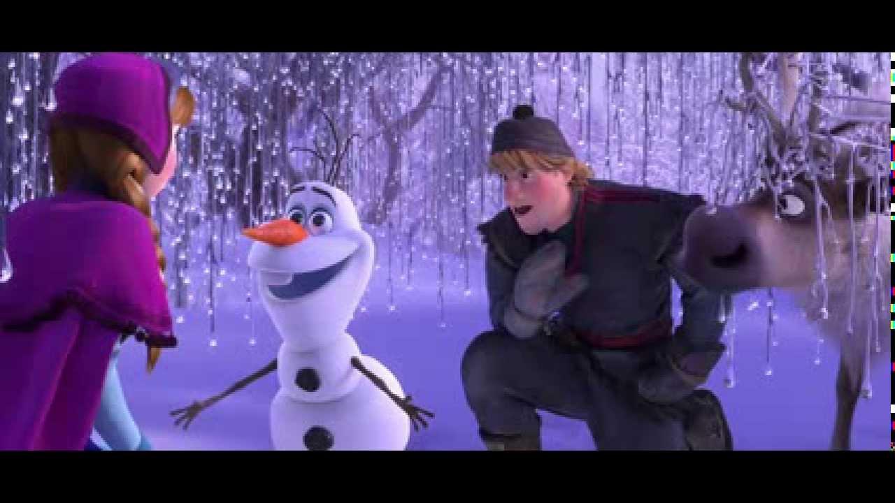 Disney S Frozen Quot No Heat Experience Quot Clip Youtube