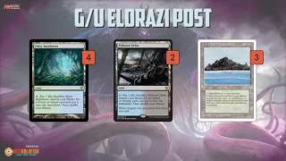 Instant Deck Tech: G/U Eldrazi Post (Legacy)