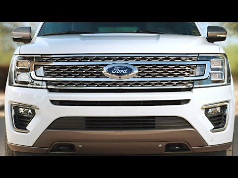 2020 Ford EXPEDITION – King Ranch and Platinum / Ford EXPEDITION 2020