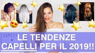 TENDENZE CAPELLI 2019: tagli e colori capelli di moda nel 2019! | Irene Colzi - Irene's Closet