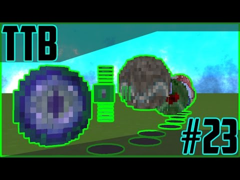 TTB#23 - Wait... are those Spheres? - Minecraft Command Pack
