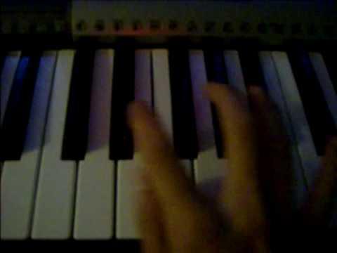 The Game - Spanglish on Piano