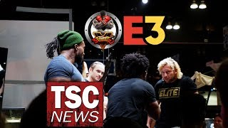 New Day vs. Kenny Omega and Young Bucks E3 2018 Highlights