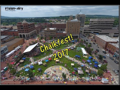 The 2017 Wausau Chalkfest (Ultimate Montage)