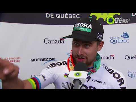 2017 Grand Prix Cycliste de Québec highlights