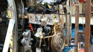 VW Golf 1 GTI 83' Restauration complète
