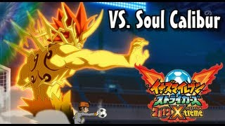 Inazuma Eleven Strikers 2012 Xtreme - VS. Soul Calibur Team