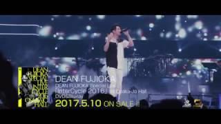 DEAN FUJIOKA LIVE DVD&Blu-ray「DEAN FUJIOKA Special Live 「InterCyc...