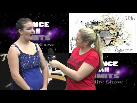 DANCE All LIMITS Reality Show Talent Africa interview 17