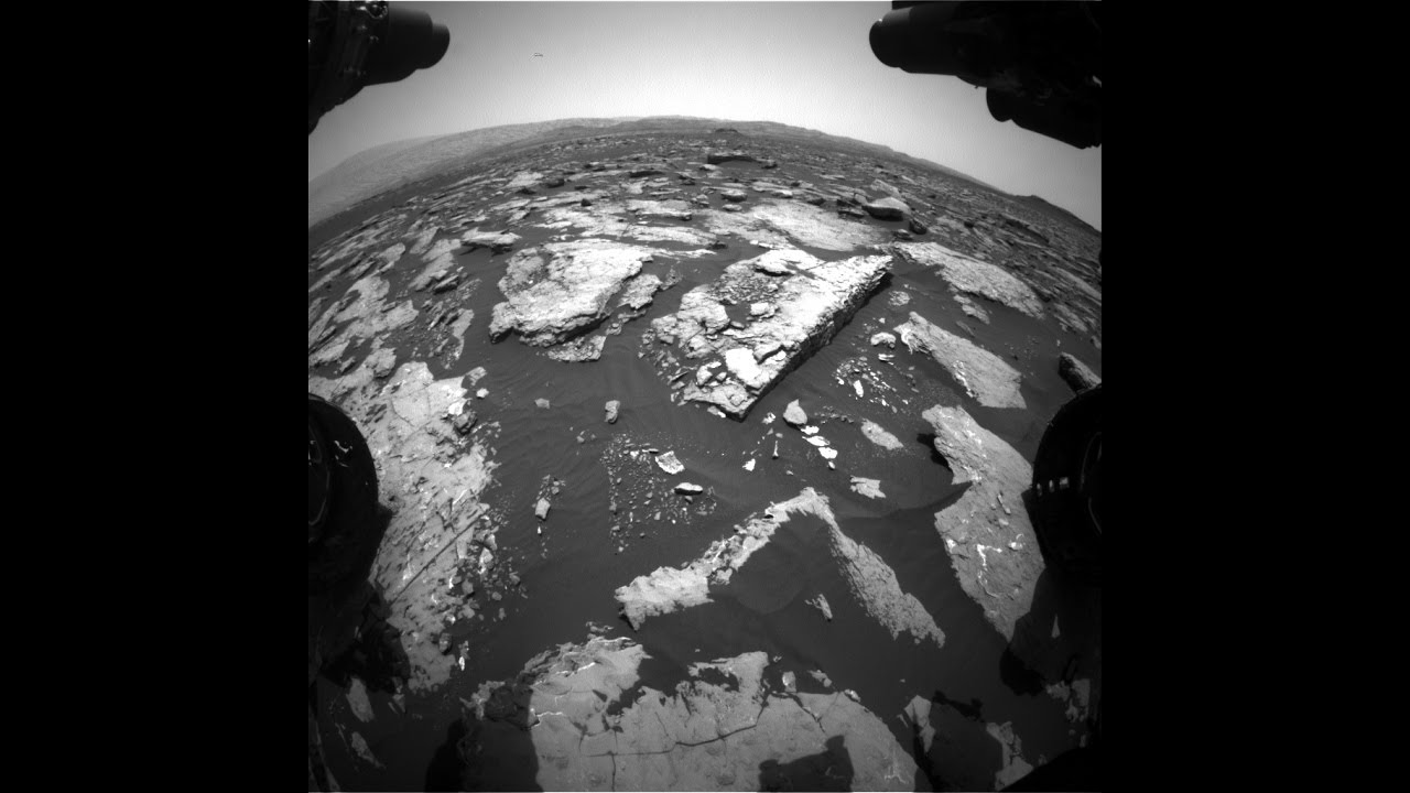 Curiosity finds plastic thingy on Mars [with 3D picture ... |Mars Unexplained Anomalies