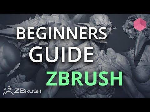 getting-started-with-sculpting---zbrush-for-beginners-tutorial