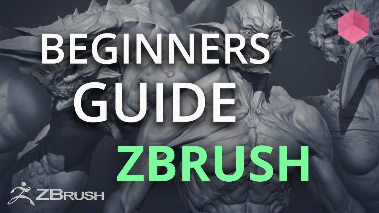 Getting Started with Sculpting - ZBrush for Beginners
