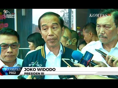 Ini Respon Jokowi Soal Penembakan Di Selandia Baru