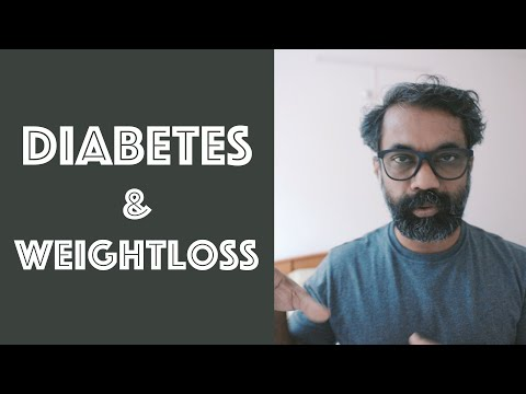 DIABETES AND WEIGHT LOSS Tips to gain weight fighting diabetes