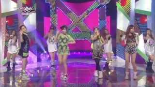130503 Music Bank: T-ARA N4- Countryside Life/Jeon Won Diary (Comeback Stage) Thumbnail