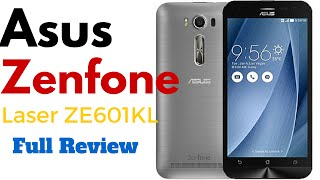 [Hindi - हिन्दी] Asus Zenfone 2 Laser ZE601KL Full n final Review with Pros and cons