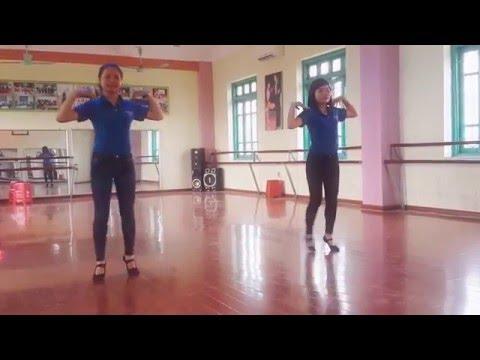 Múa Cánh đồng tuổi thơ Trung tâm hoạt động thanh thiếu nhi VP