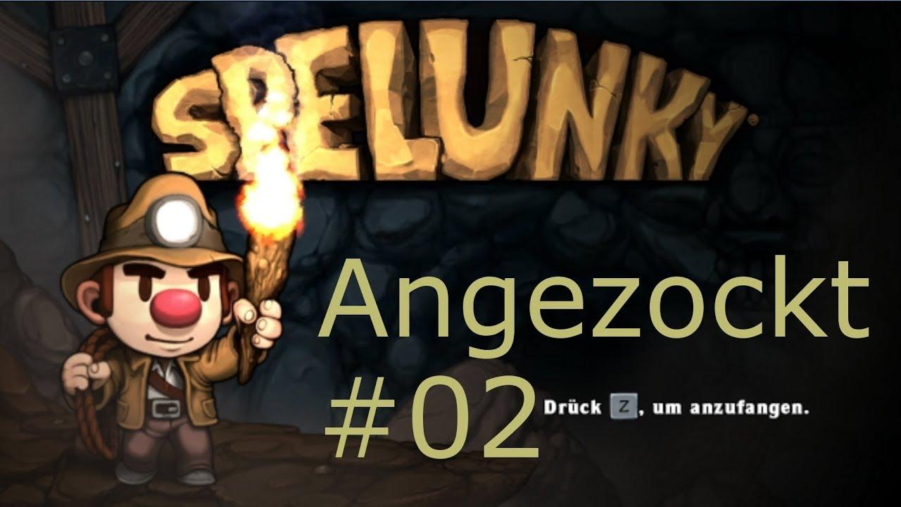 Angezockt  Spelunky #02