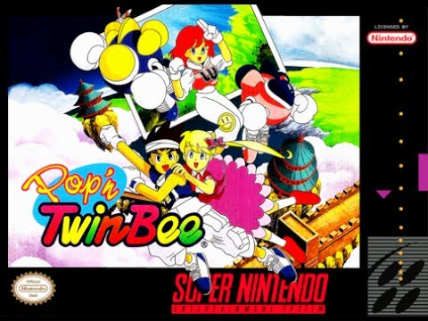 pop and twinbee